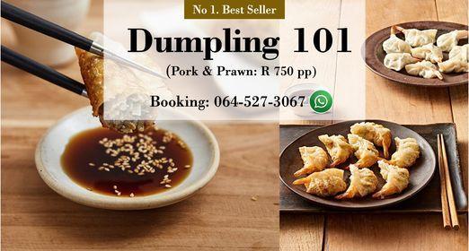 Dumpling 101: Pork & Prawn (Sold out), 12 June | Event in Sandton | AllEvents.in