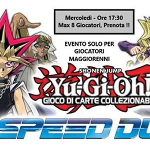 YuGiOh Speed Duel Raduno duellanti