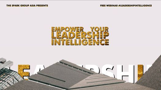 Webinar (Free) - Empower Your Leadership Intelligence | Online Event | AllEvents.in