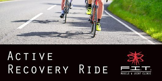 Active Recovery Ride!   Event in Shawnee Mission   AllEvents.in