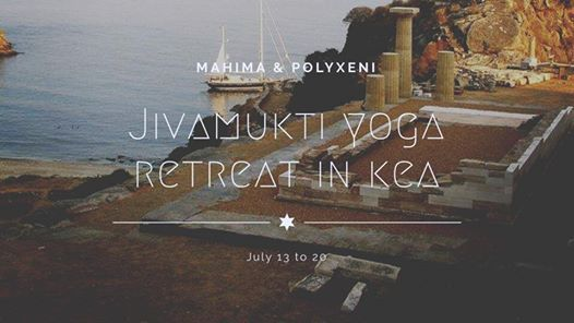 Jivamukti Yoga Retreat in Kea Island