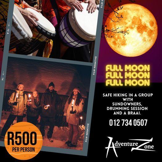 Fullmoon Hike at Voortrekker Monument, 21 September   Event in Pretoria   AllEvents.in