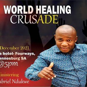WORLD HEALING CRUSADE