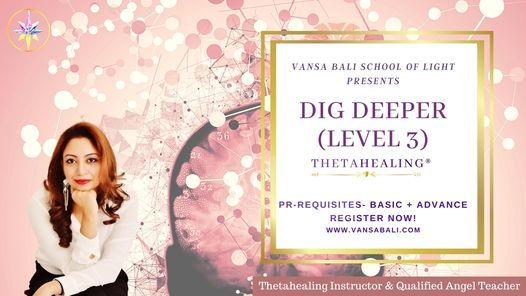 Dig Deeper Thetahealing 2021, 7 May | Event in Abu Dhabi | AllEvents.in