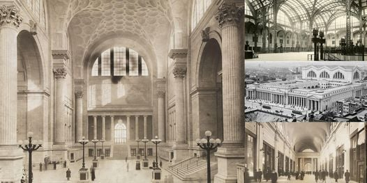 'Pennsylvania Station: The Most Beautiful Train Station Ever Built' Webinar, 9 July   Online Event   AllEvents.in