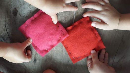 Age 3-4yrs Needle Craft Session