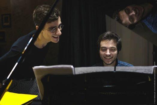 Erik Leuthuser & Felix Rmer  Vocal Jazz