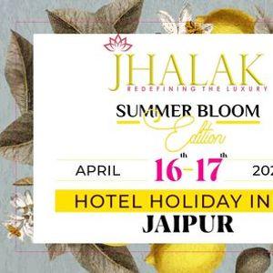 Jhalak- Premium Fashion Exhibition Jaipur