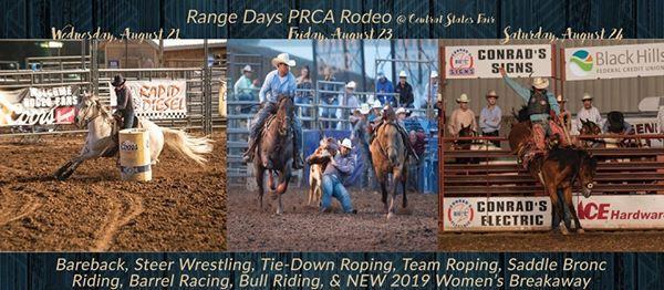 Range Days PRCA Rodeo
