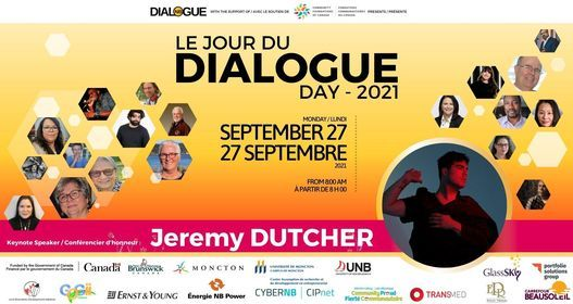 Dialogue Day - Jour du Dialogue, 27 September | Event in Moncton | AllEvents.in