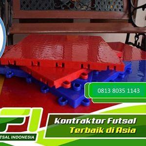 Jual Lapangan Futsal Interlock Call  0813 8035 1143