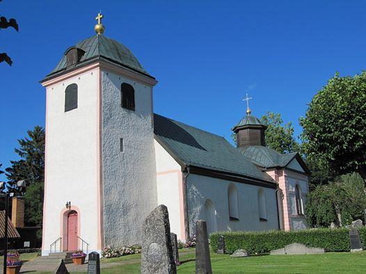 ppen kyrka at Svenska kyrkan Flen, Helgesta-Hyltinge