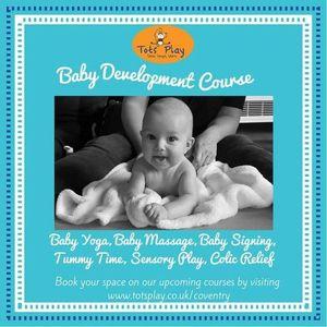 Baby Development Course June 2021