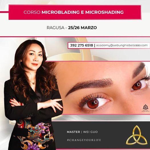 Corso Microblading e Microshading, 25 March | Event in Ragusa | AllEvents.in