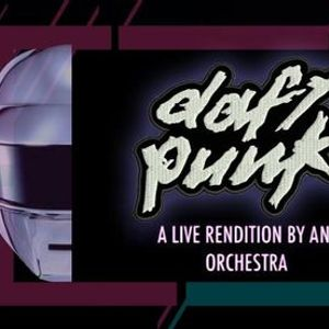 An Orchestral Rendition of Daft Punk Greatest Hits Adelaide