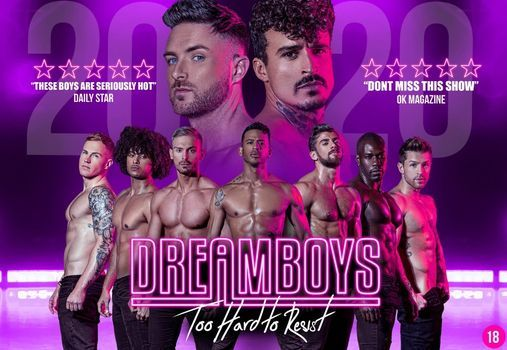 Dreamboys, 21 January | Event in Aberdeen | AllEvents.in