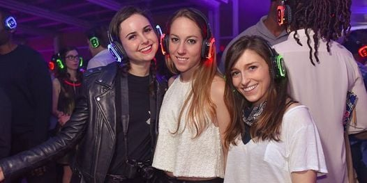 NYC Penthouse Silent Disco, 19 January | Event in New York | AllEvents.in
