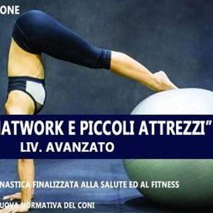 Corso di Formazione Pilates Matwork - Liv. Avanzato