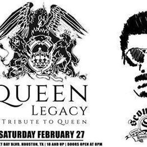 Freddie Mercury Homage at The Scout Bar by QUEEN Legacy