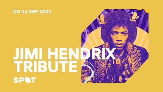 Jimi Hendrix Tribute  De Oosterpoort