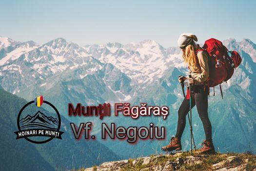 Munii Fgra - Vf. Negoiu