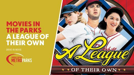 Drive-in Movies in the Park: A League of Their Own at Lake ...
