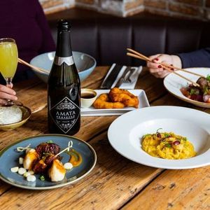 Japanese Nikkei 5-Course Bottomless Brunch