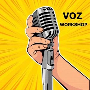 10  - Workshop de VOZ com Luciana BALBY - Aulas em GRUPO ou particulares a combinar com a professora