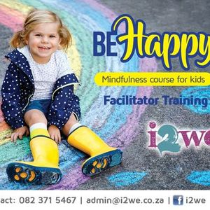 Be Happy Facilitator Training for mindfulness groups with kids