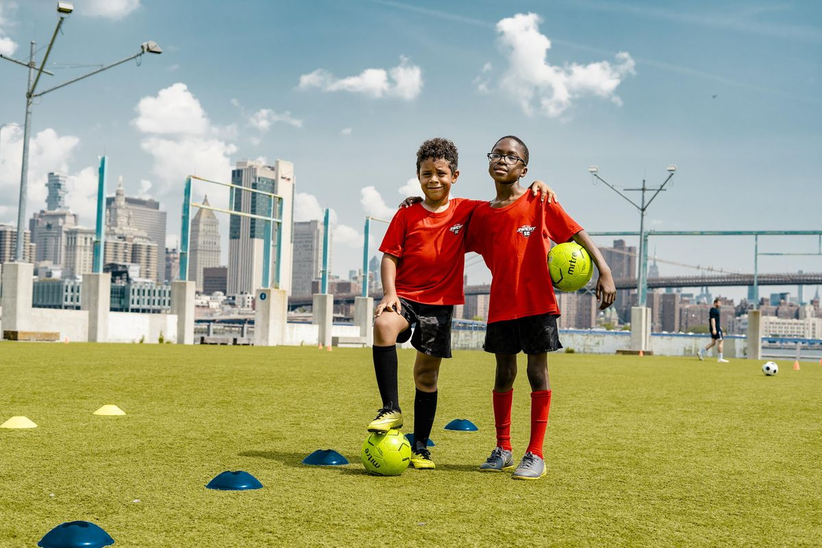 Virtual Soccer Summer Camps