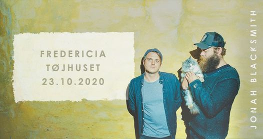 Udsolgt ! Jonah Blacksmith // Fredericia Teater, Fredericia | Event in Fredericia | AllEvents.in