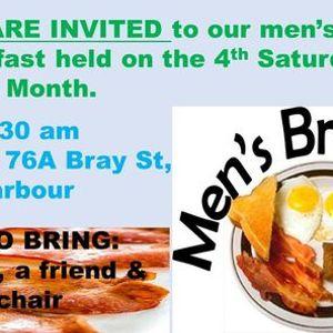 Coffs Harbour WMC Mens Breakfast