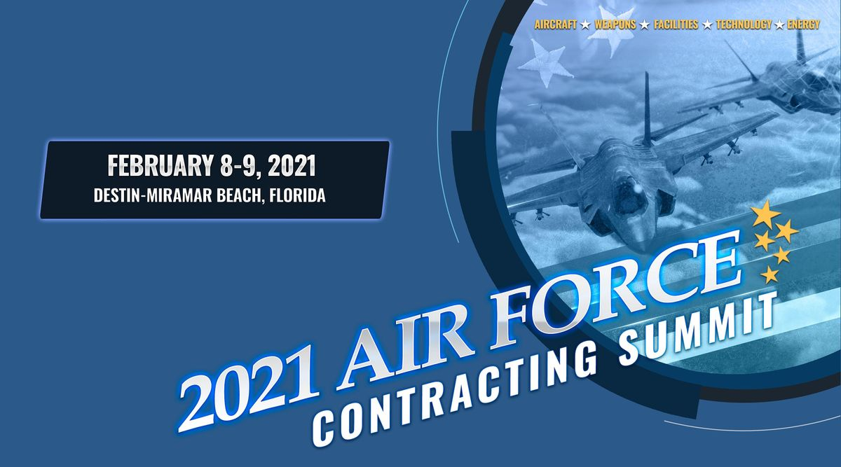 2021 Air Force Contracting Summit