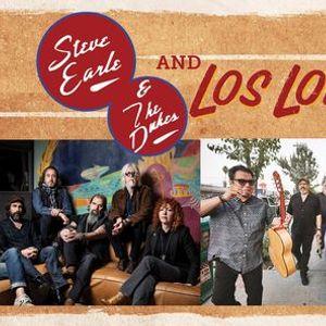 Steve Earle & Los Lobos