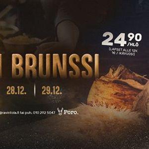 Poron Brunssi Joulun vlipivin 27-29.12.