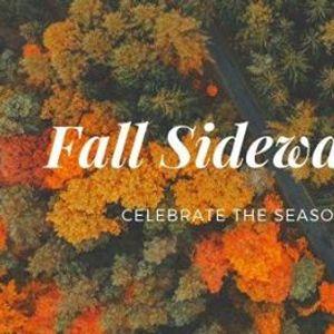 Fall Sidewalk Sales