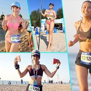 Cha Am Bikini Beach Run 2020
