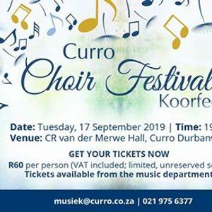 Curro Choir Festival (17 Sept 2019)