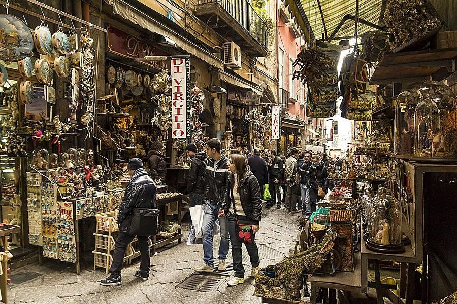 Naples Free Morning Tour   Event in Napoli   AllEvents.in