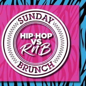 Hip-Hop vs RnB - May Bank Holiday Brunch