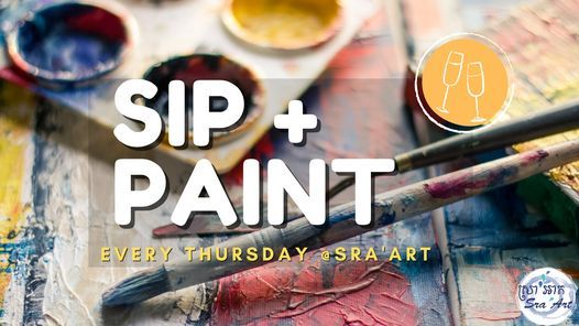 SIP & Paint | Event in Phnom Penh | AllEvents.in