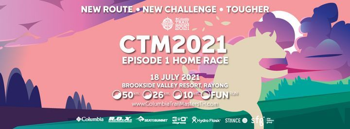 Columbia Trail Masters 2021 Episode 1, 19 September | Event in Rayong | AllEvents.in