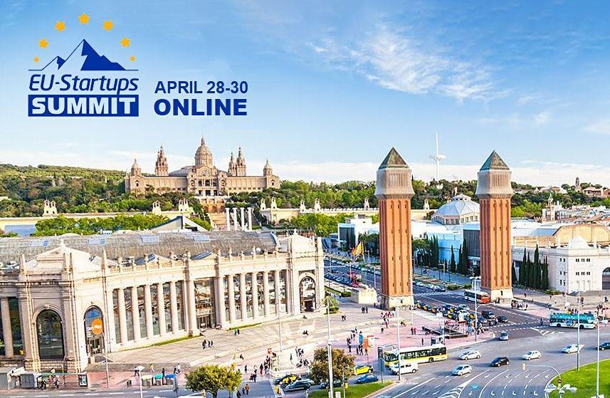 EU-Startups Summit, 28 April | Online Event | AllEvents.in