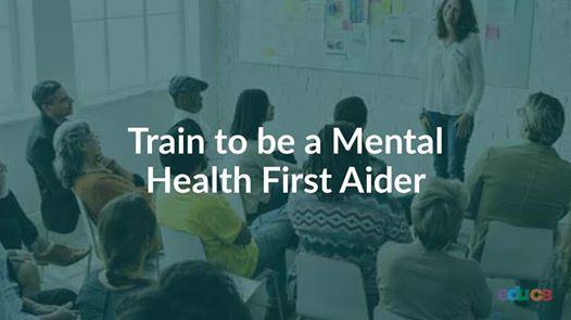 Mental Health First Aid (MHFA) in Hemel Hempstead