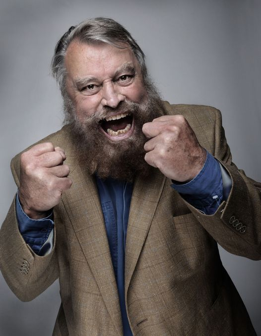 An Evening with Brian Blessed - Hereford, 29 October | Event in Hereford | AllEvents.in