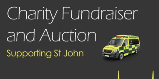 Charity Fundraiser and Auction - St John