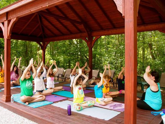 Outdoor Yoga with Sara (Teen/Adult), 28 June   Event in Norwell   AllEvents.in