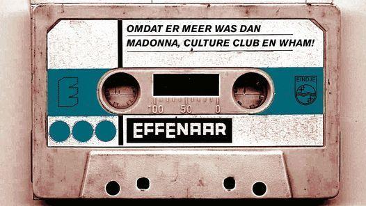 80's Anders   Effenaar (wordt verplaatst)   Event in Eindhoven   AllEvents.in