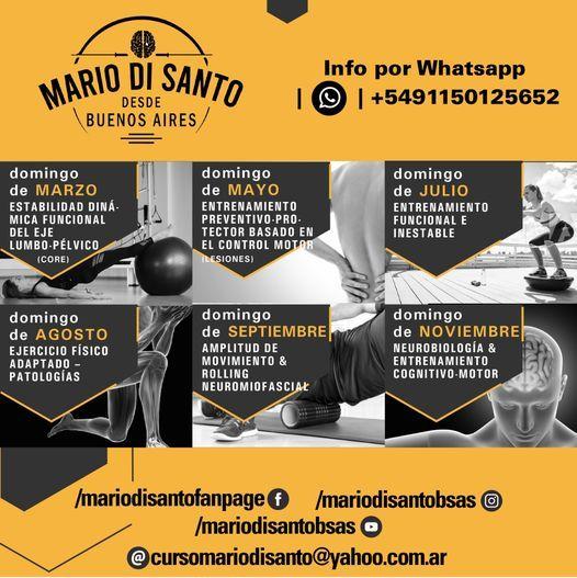 Ciclo 2021 - Fechas & Temáticas, 18 July | Event in Buenos Aires | AllEvents.in