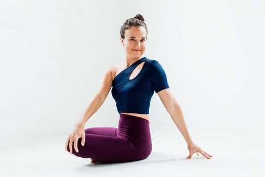 Tiffany Cruikshank Yoga For Womens Health Immersion On Allevents In Online Events